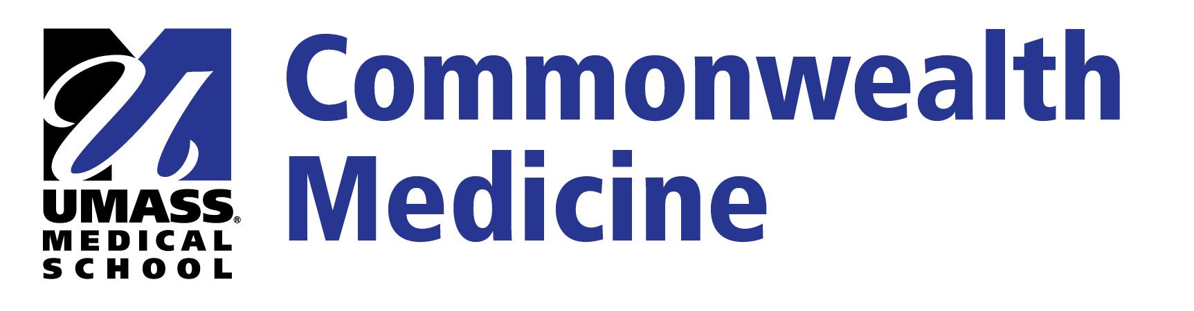 UMass Medical School Commonwealth Medicine logo Logo